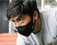 アスリートのためのパフォーマンスマスク 「UAスポーツマスク」が約40%の軽量化を実現 7月7日より公式サイトにて先行販売開始